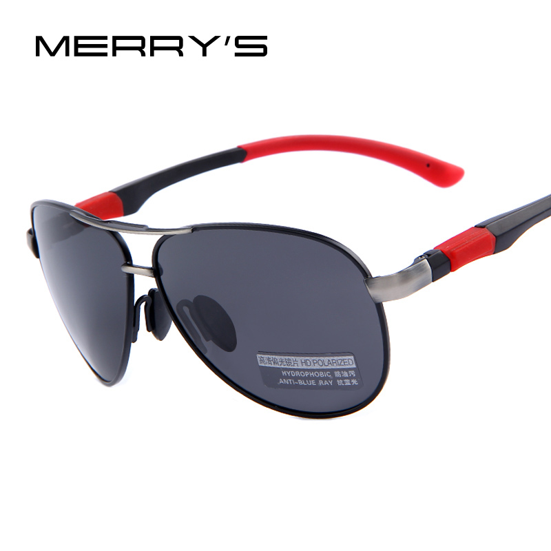 2016 New Men Brand Sunglasses HD Polarized Glasses Men Brand Polarized Sunglasses High quality With Original Case