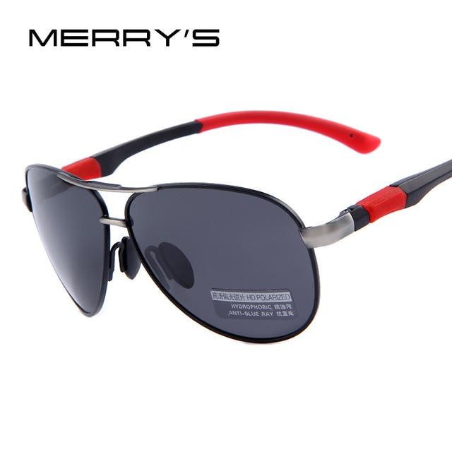 2016 New Men Brand Sunglasses HD Polarized Glasses Men Brand Polarized Sunglasses High quality With Original Case