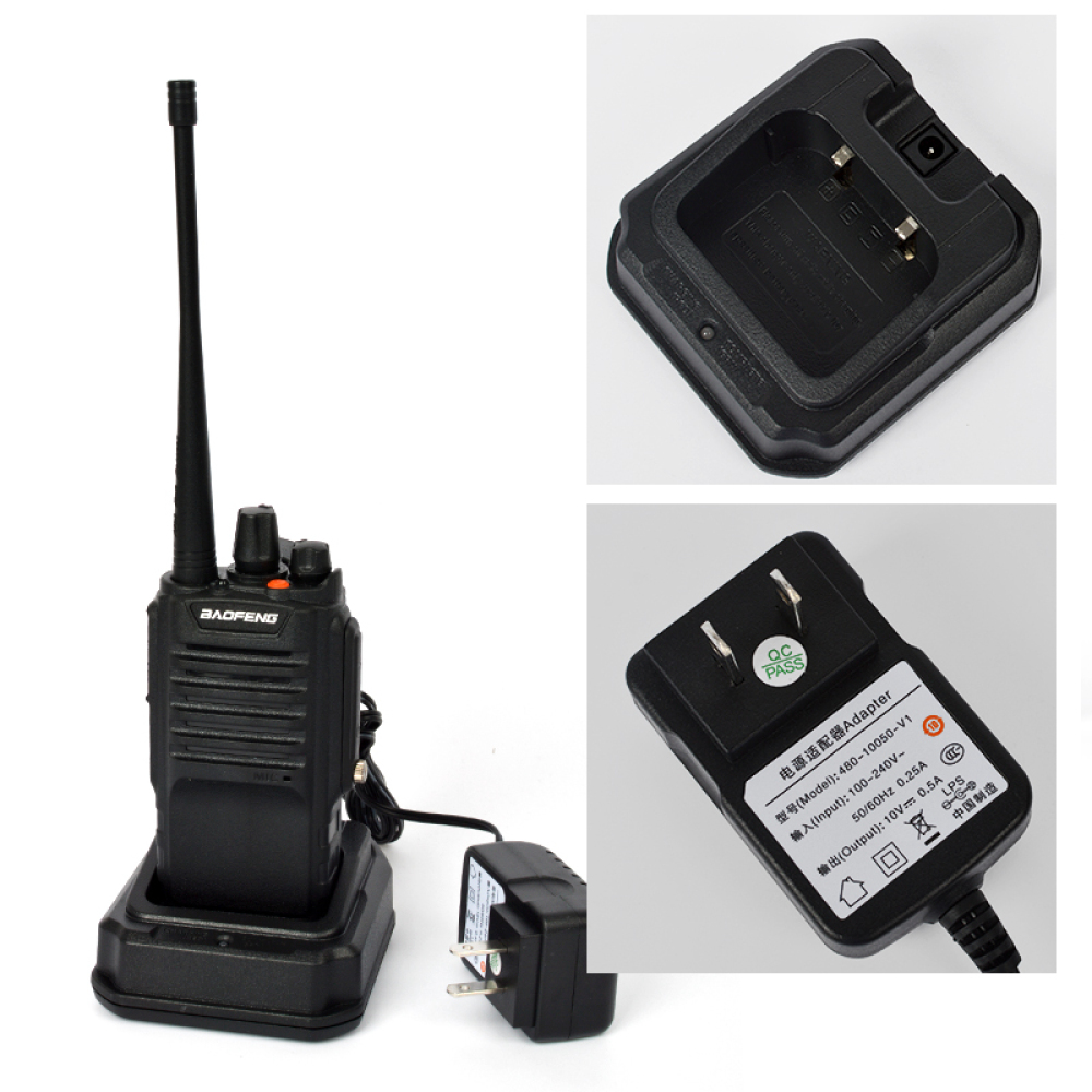 Image 5 - 2pcs Baofeng BF 9700 High Power Walkie Talkie BF 9700 Long Range Walky Talky Professional Ham Radio Uhf Radio Comunicador 10 Km-in Walkie Talkie from Cellphones & Telecommunications