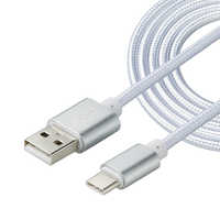 Aluminum Case usb c Type 3.1-c cable Sync Data Charging USB Cable for nexus 5x nexus 6p lg para xiaomi 4c mobile phone cables