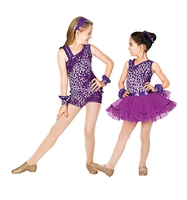 Ballet Girls' Ballet Dance Suits Dance Costume Suits Stage Performance Costumes