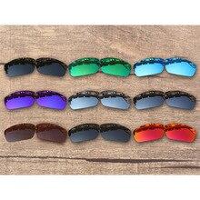 Vonxyz 20+ Color Choices Polarized Replacement Lenses for-Oakley Splinter Frame