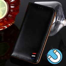 Luxury Wallet Stand Flip Leather Case For ZTE Blade V9 V8 V7 Magnet adsorption Cover On Nubia M2 V18 Z17 mini Phone Cases