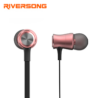 RIVERSONG Bluetooth Earphone For Phone Sports Wireless Headphone With Mic Stereo Auriculares Bluetooth Headset Earbuds Earpiece