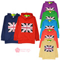Nueva camiseta de los niños ropa de Primavera y otoño de los niños camisa sudadera con capucha prendas de envío gratis
