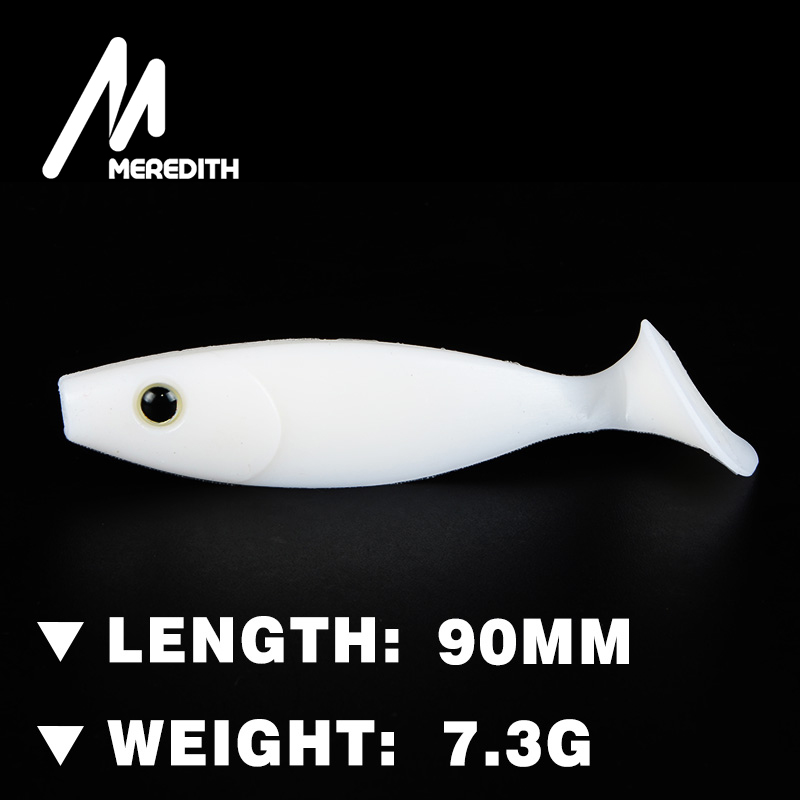 MEREDITH LURE JX53-09 Retail hot model  5pcs 65mm fishing soft lures fishing lures soft bait quality lure meredith lure jx51 10 retail hot model 5pcs 95mm 7 9g quality artificial bait fish fishing soft lures