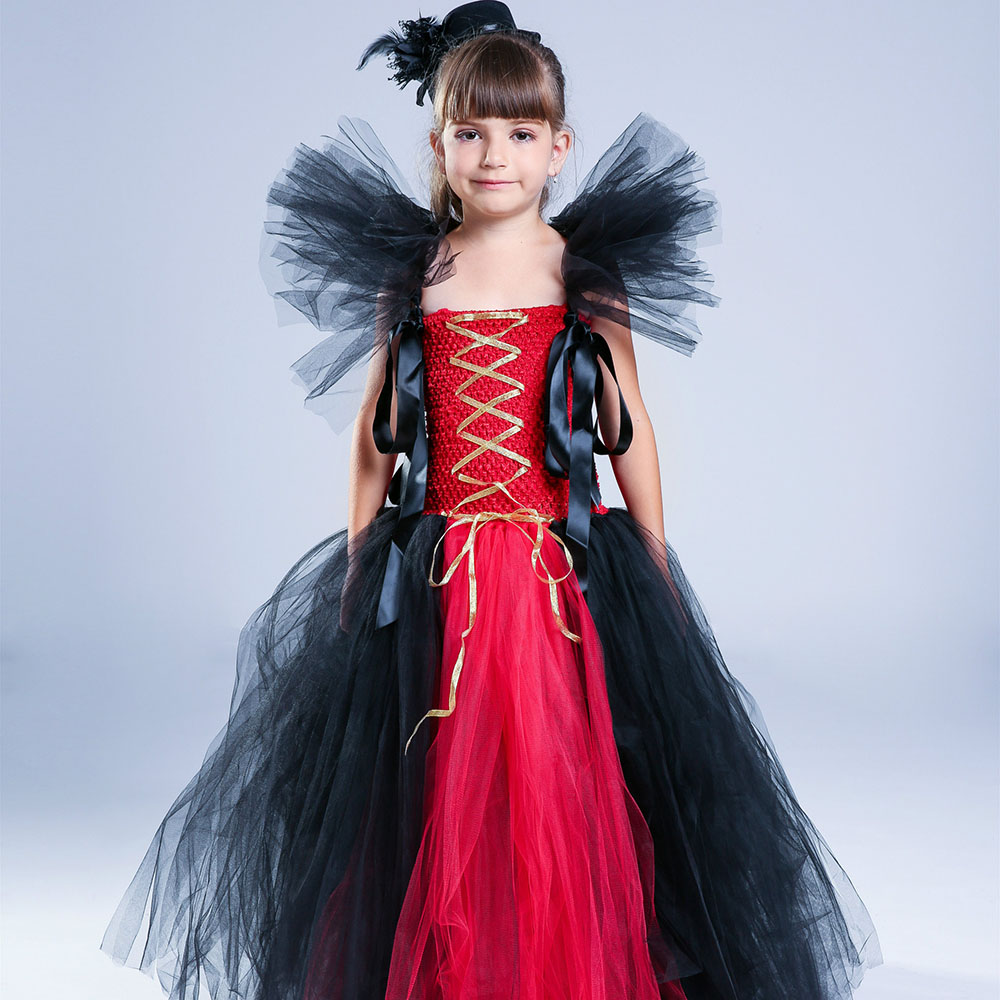 Froze Queen Ball Grown Kids Halloween Cosplay Fancy Dress Baby Girl Clothes Princess Party Girl Christmas Christening Tutu Dress 4pcs gothic halloween artificial devil vampire teeth cosplay prop for fancy ball party show