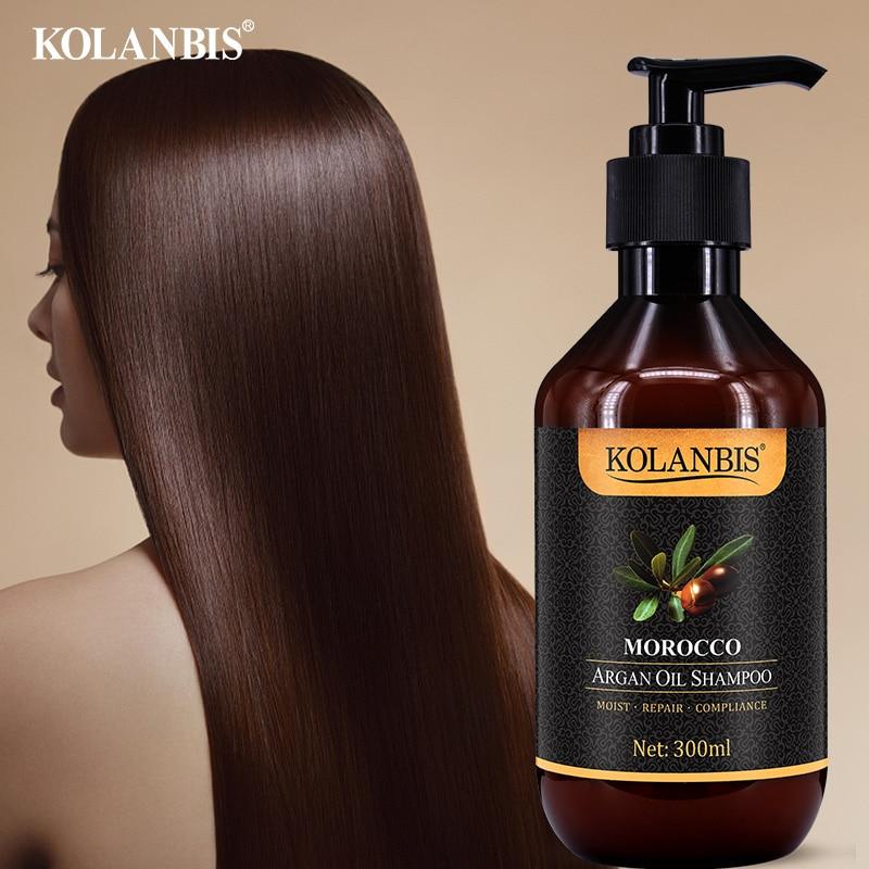 Schönheit & Gesundheit Offen Sulfat Freie Feuchtigkeits Marokkanischen Arganöl Ernährung Keratin Shampoo Für Trocken Frizz Haar Split Enden Schaden Protein Behandlung Schrecklicher Wert