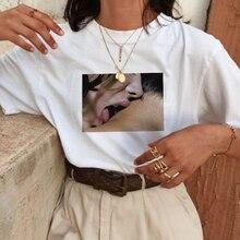 Tank Top Irregular Summer Tops Sexy Women Back Split Blouses Sleeveless O Neck Camis White Femme Clubwear