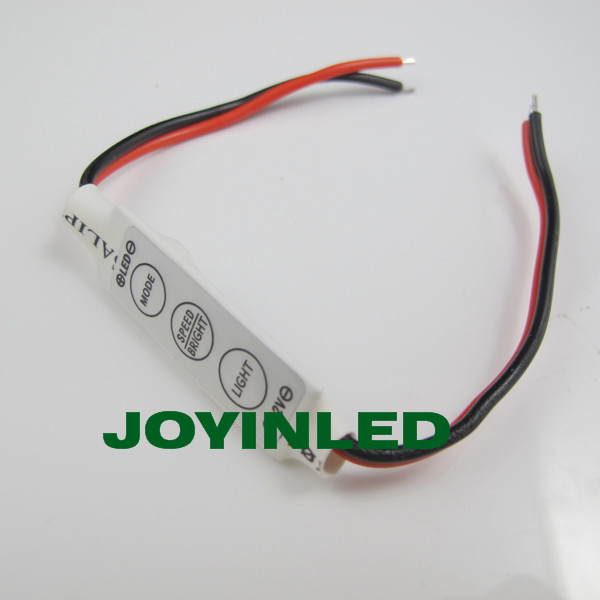 Hot sale Mini single color RGB Controller + 5m/roll ip33 5050 30LEDS/m flexible RGB led strip light +12V 5A power adapter