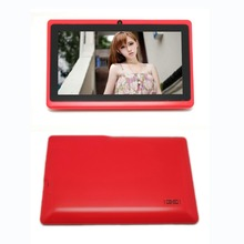 7 Inch Android 4.4 Quad Core Tablets Pc WiFi Bluetooth Dual Camera  8GB
