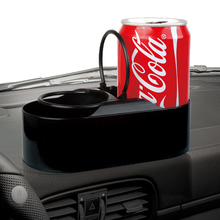 Durable Dual Hole Plastic Car Drink Holder Multifunctional Car Cup Holder Automobile Interior Organizer Storage Accessories