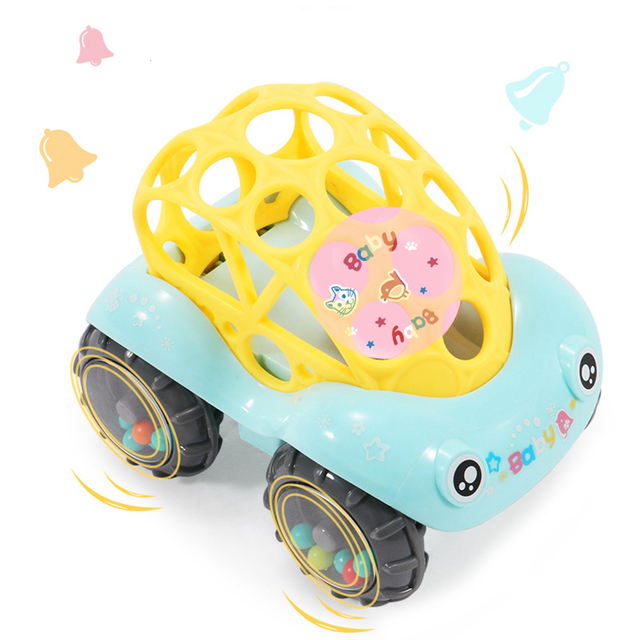 Non-toxic Plastic Baby Car Toys
