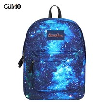 Ou Mo brand Starry sky Style laptop backpack feminina backpack Women school Bag teenagers man computer Backpack For Boys/Girls original brand for macbook air 14 4 15 6 inch notebook computer bag laptop backpack school bags for teenagers boys girls