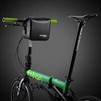 ROCKBROS Waterproof Bike Bicycle Bag 3 4L Handlebar Front Tube Bag Pocket Shoulder Backpack Cycling Bike