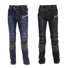Motorcycle Pants Motocross Pants For Men Moto Jeans Riding Protective Gear Motocross Protection Trouser Pantalon motorbike pants motorcycle pants protective riding motocycle jeans touring motorbike trousers unisex motocross pants pantalon motorsiklet
