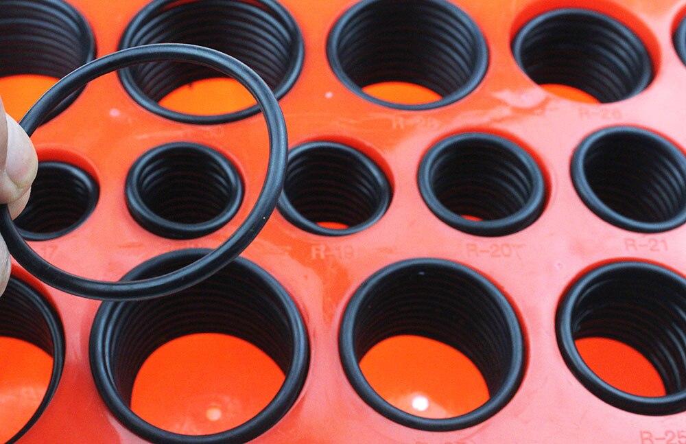 419Pcs Metric Universal O Ring Assortment Kit 3 50mm Gasket Washer ...