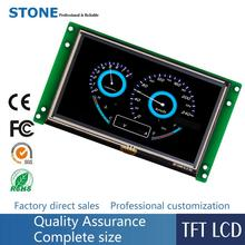 10 inch touch screen panel for industrial use, work with any microcontroller / mcu