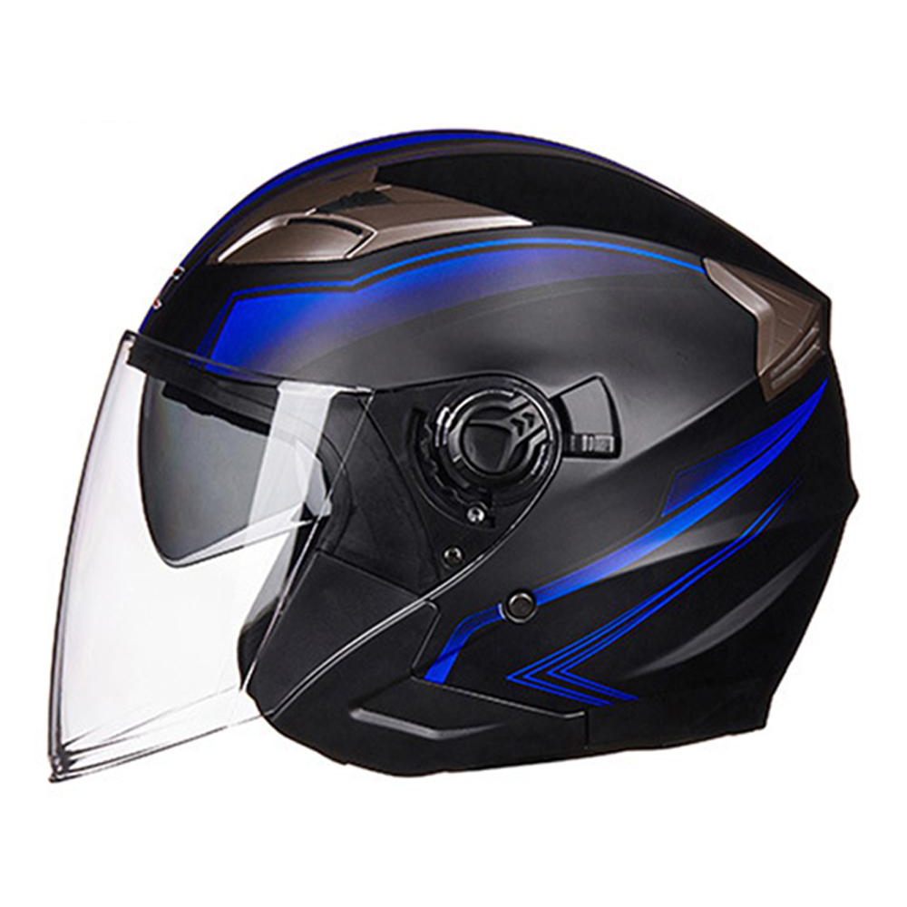 GXT Motorcycle Helmet Full Face Moto Double Lens Motorbike Helmet Comfort Breathable Crash Helmet For Motorcycle Colorful World