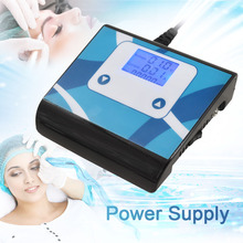 Hot Durable Professional Digital Permanent Makeup Power Supply For Eyebrow Lip High quality Tattoo Machine Kit Accessories &T professional permanent makeup power supply lcd digital display for eyebrow