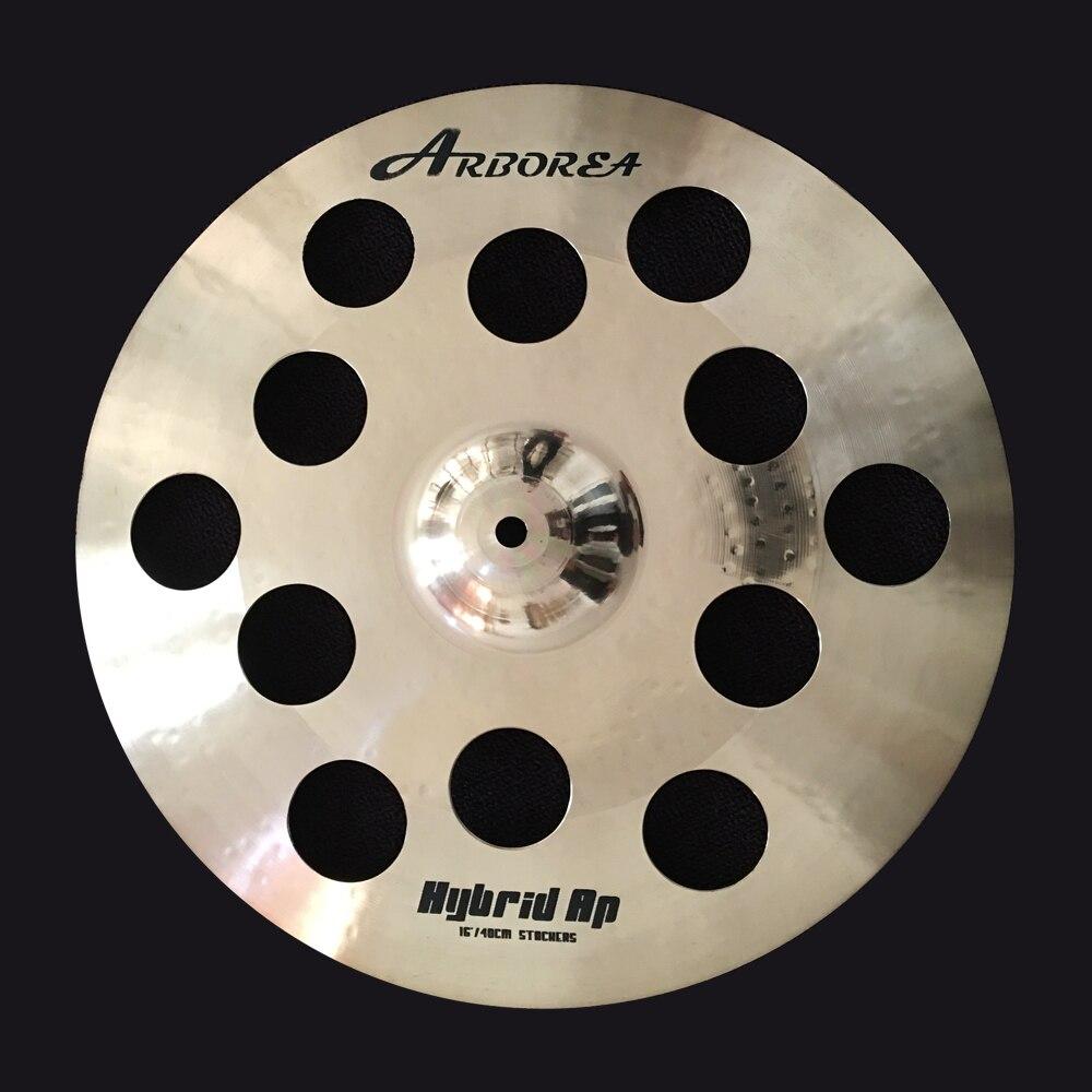 Arborea Hybrid Ap 16 12Ozone stacker Cymbal