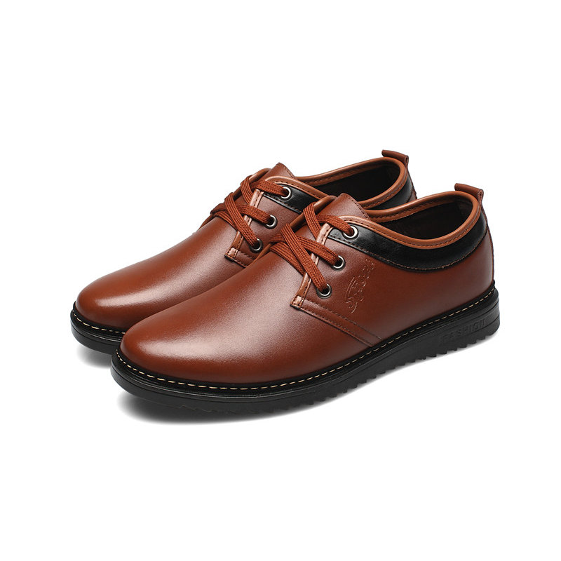 QWEDF New luxury brand mature men Leather shoes casual flat Breathable Soft Gentleman handmade Fashion men Shoes Hot Sale XX-024QWEDF New luxury brand mature men Leather shoes casual flat Breathable Soft Gentleman handmade Fashion men Shoes Hot Sale XX-024