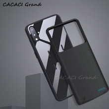 7000MAH 2 in 1 Combo Battery Case Power Bank For Huawei Nova 5 Separate Phone Cover Charger for Coque
