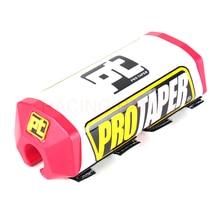 Pro Taper Handlebar Bar Pad Fat Bar Pad Chest Protector Cross Bar Fit 1-1/8 Handle Bar Motorcycle Dirt Bike Pit Bike цена