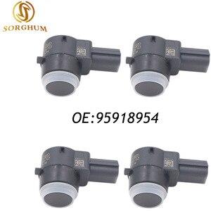 4PCS For GM PDC Ultrasonic Parking Sensor Buckup Aid Radar OEM 95918954