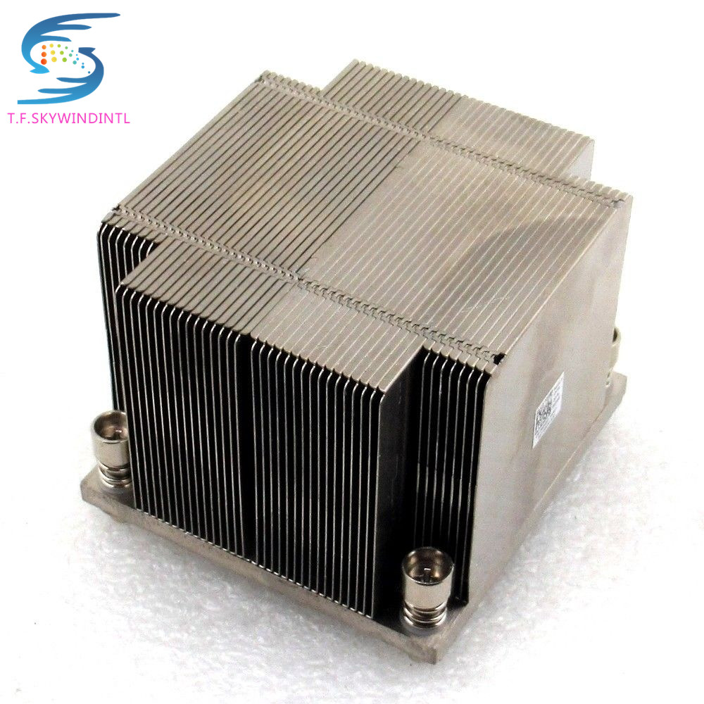free ship Processor cooling 06DMRF R510 Heatsink 6DMRF CPU HEATSINK for NX3100 Powervault Commodore 2.0 wavelets processor