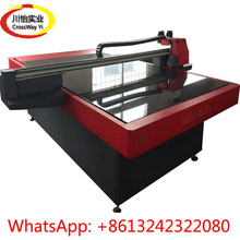 1315 Big size Flatbed UV printer for all hard materials