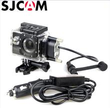 LANBEIKA For SJCAM Brand Motorcycle Waterproof Case Housing For SJ4000 Series WiFi SJ4000 plus for Motocycle Bicycle