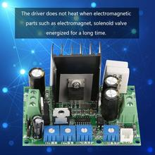 7-30V Intelligent Driver Board Force Adjustable Electromagnetic Valve Driver Circuit Board with OTP Function стоимость