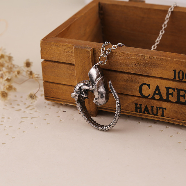 Alien Movie High Quality Jewelry Unisex Necklace