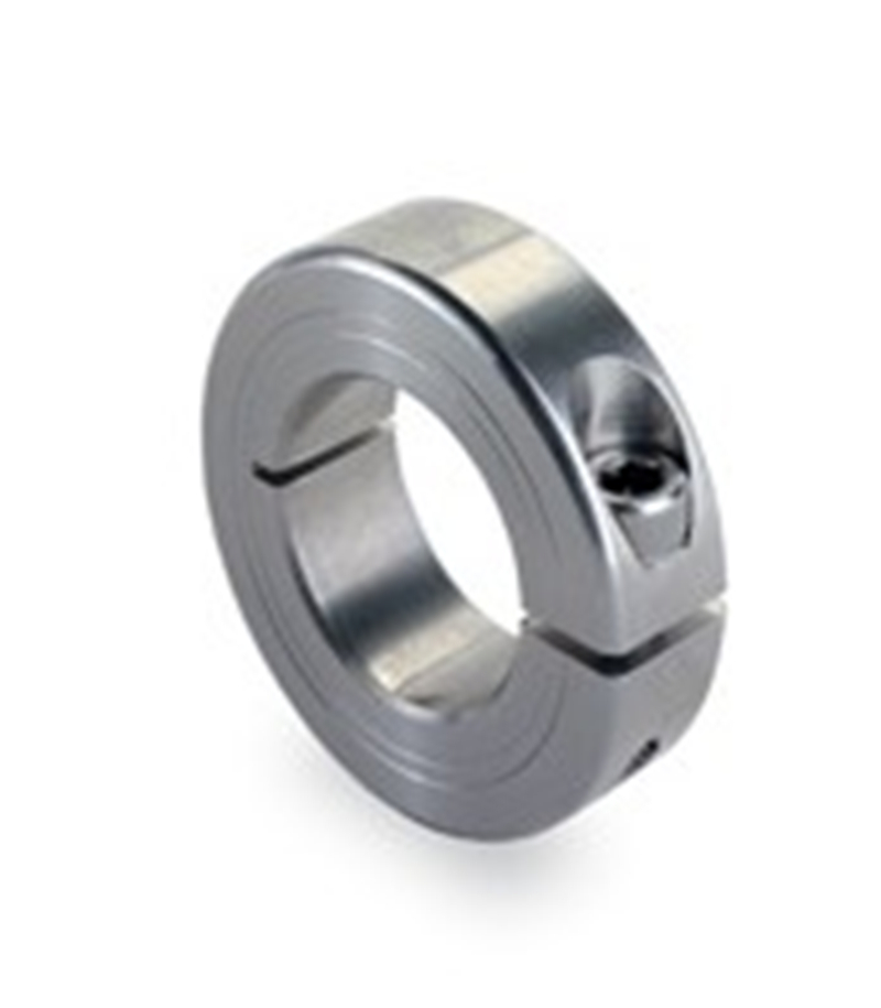 SUS304 Open type fixed sleeve bearing clamping ring limit ring retaining ring Shaft Collars with Slit ID=10-50mm ID-OD цена 2017