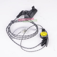 Аудиоадаптер walkie talkie + 2pin гарнитура для baofeng с портом