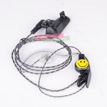 Walkie talkie Audio Adapter + 2Pin Headset Für Baofeng BF 9700 UV XR UV 5S UV5R WP BF R6 GT 3WP T 57 UV 9R Für M Interface port