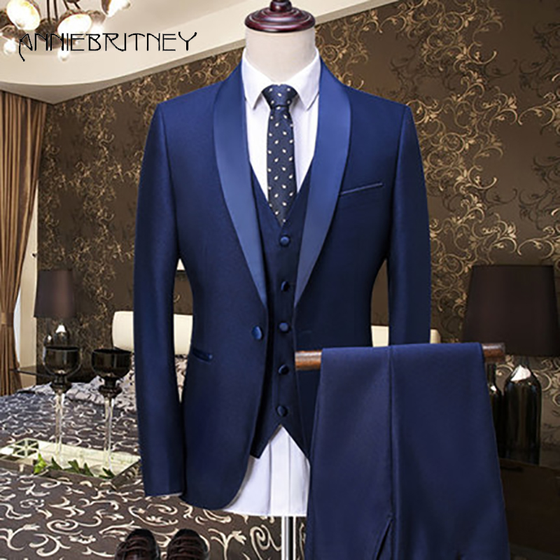 2018-New-Brand-blue-Formal-Men-Suits-Skinny-Shiny-Marriage-Prom-Business-Suit-Tuxedo-Style-Groom