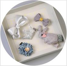Girls hair accessories gift box
