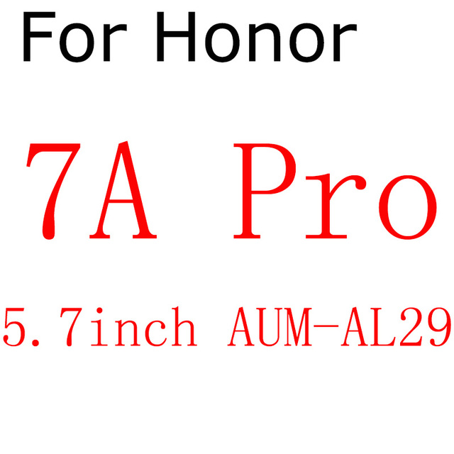 For Honor 7A Pro