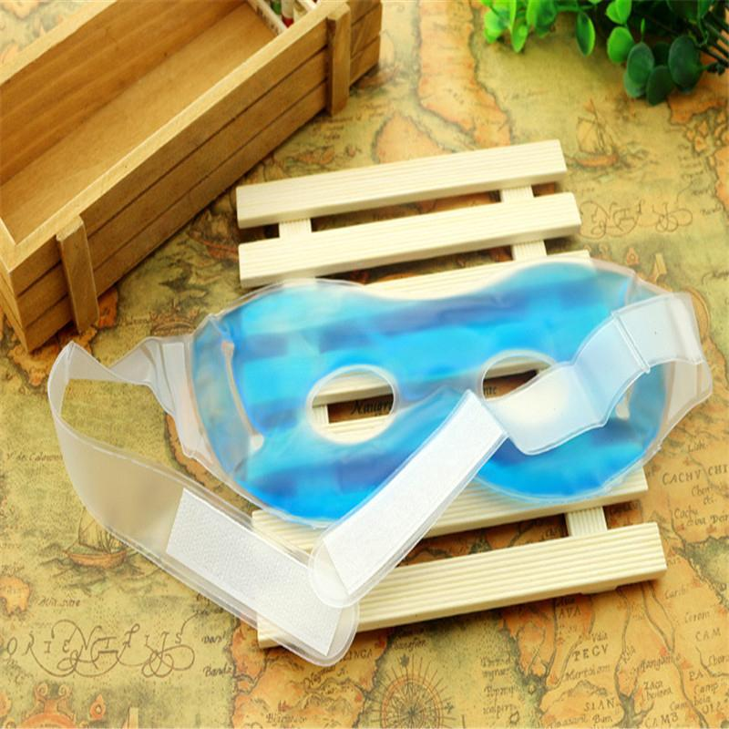2016 Real Rushed Eye Mask Watch Gel Ice Eye Shield Relieve Fatigue Remove Dark Circles Blinder Aid Mask Health & Beauty Fitting
