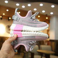 Spring Autumn Kids 2019 Fashion Mesh Casual Children Sneakers For Boy Girl Toddler Baby Breathable Unisex Sale Shoes Rubber