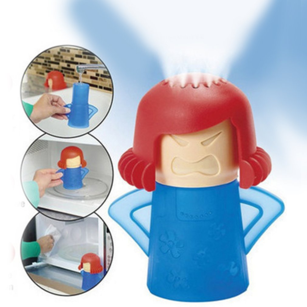 Metro Angry Mama Microwave Cleaner Steam Cleaners Kitchen Cleaning