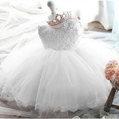 Baby Girl Dress Baby Girl Dress Baby Girl Baby Girl Dress Baby Girl - Odzież dla niemowląt - Zdjęcie 1