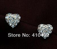 бесплатная доставка австрия в форме сердца коробка комплект ювелирных изделий, шаманы, цвет soloist, л-22045