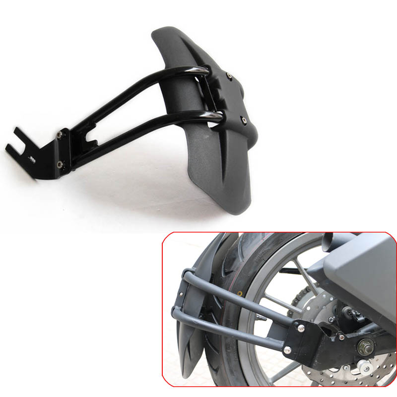 Motorcycle Accessories Rear Fender Bracket Motorbike Mudguard For CB500X/CB500F/CB400F/CB400X/cb300F