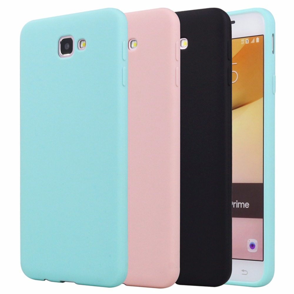 new styles e587f 88db2 US $1.99 |Silicone Case For Samsung Galaxy J7 2016 2015 J710 Phone Bag  Cover Ultra Thin Soft Rubber Case For Samsung Galaxy J7-in Fitted Cases  from ...