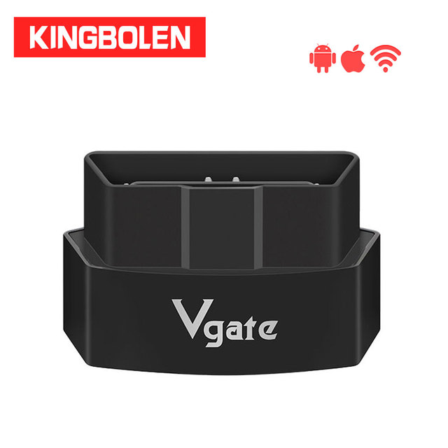 Vgate iCar3 Wifi Elm327 V1.5 OBD/OBDII Code Reader iCar 3 Scanner for iOS/Android/PC Diagnostic tool WIFI iCar3