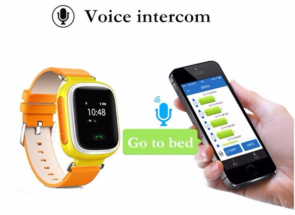 Kids Gsm Gps Tracker Watch Q80 Q60 G72Touch Screen Smart Tracking Watch Sports Activity Analysis Tracker Wristband With Sim Card