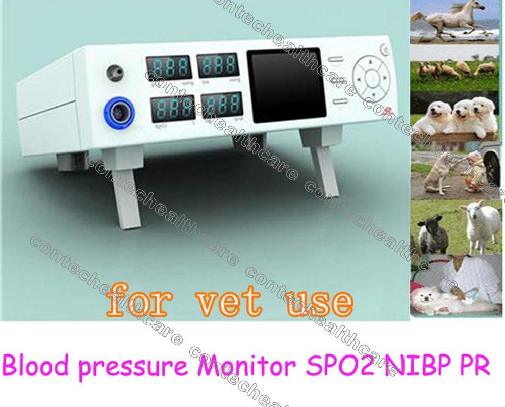 купить Veterinary Patient Monitor NIBP, Spo2,PR ,CMS5000B for Vet,2.4''